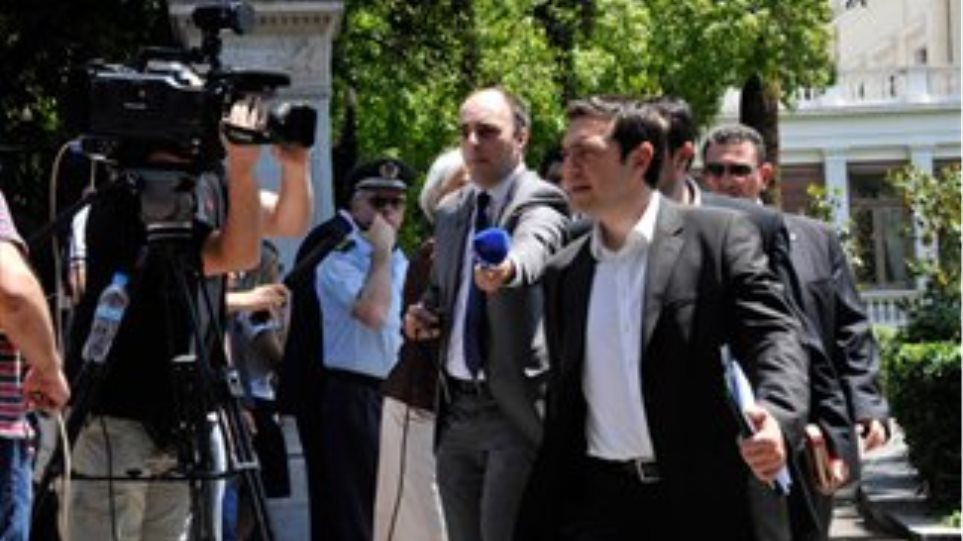 """Tsipras: """"They are asking us to participate in the crime"""""""