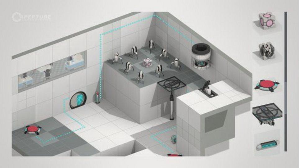 Πολλές οι custom πίστες για το Portal 2
