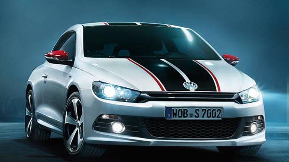 Το... καυτό VW Scirocco GTS