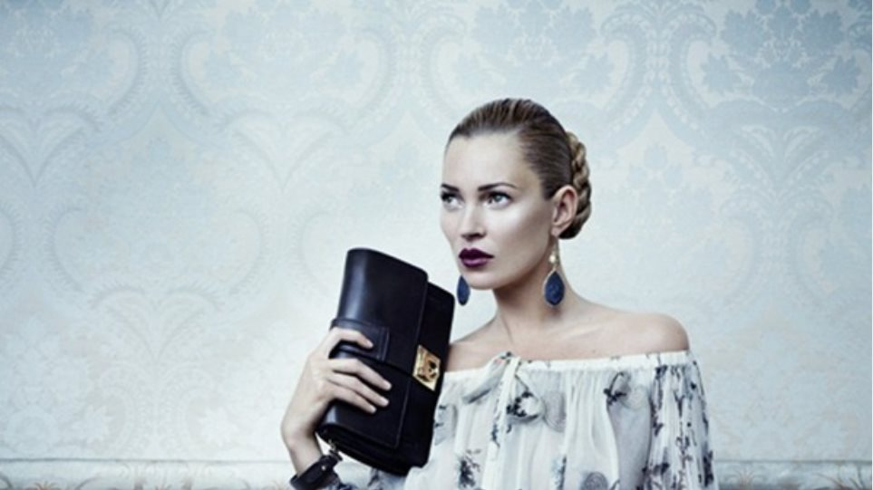 Kate Moss: Η βασίλισσα του παλατιού