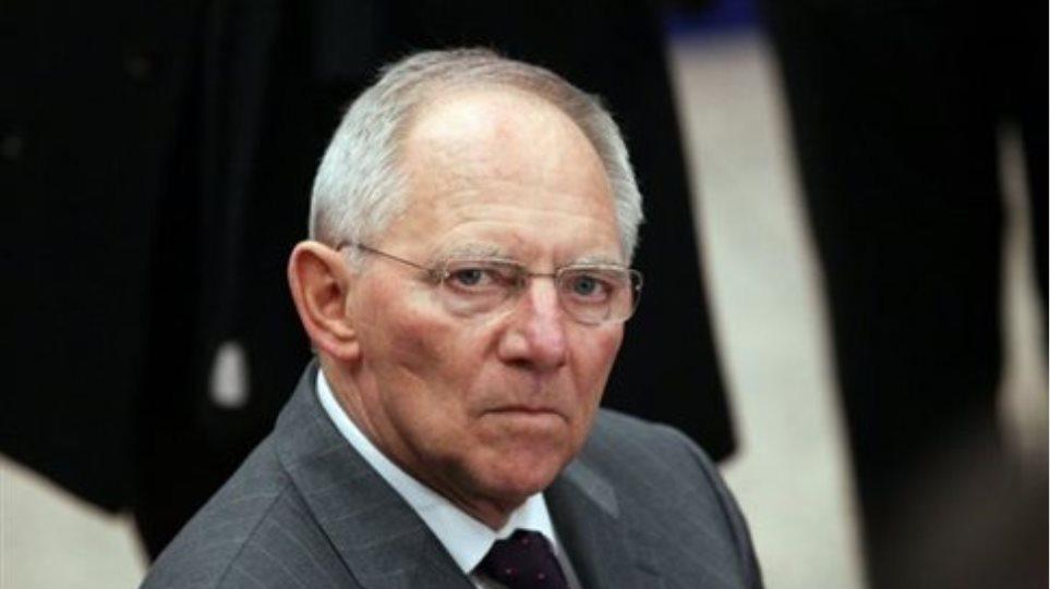 Σόιμπλε: Πριν το φθινόπωρο η απόφαση του δικαστηρίου για ESM