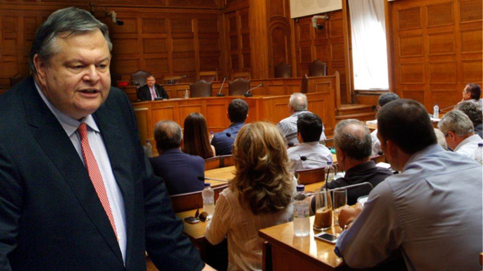 Τα νέα όργανα του ΠΑΣΟΚ ανακοινώνει ο Ευάγγ. Βενιζέλος