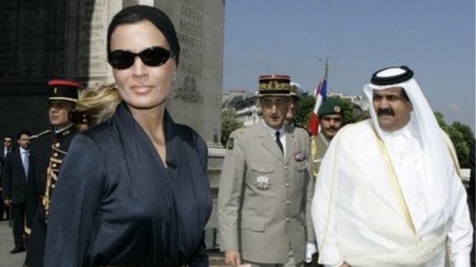 Ένας... Valentino για την πριγκίπισσα του Κατάρ