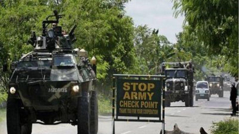 Φονική ενέδρα στις Φιλιππίνες