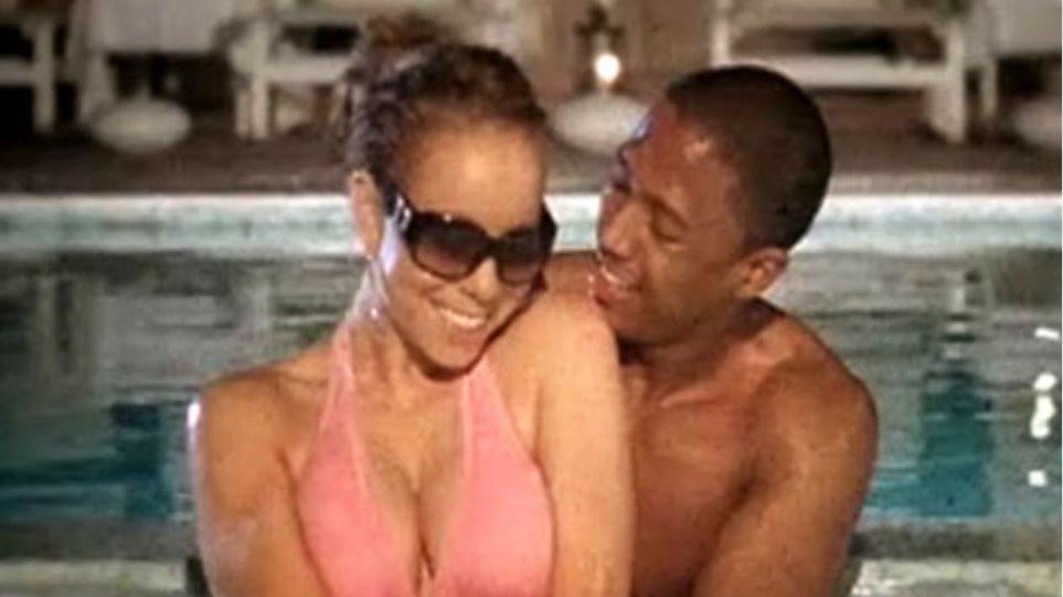 Το παλάτι της Mariah Carey και του Nick Cannon