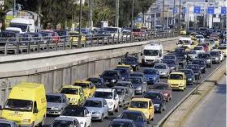 Μεγάλη αύξηση των ανασφάλιστων οχημάτων