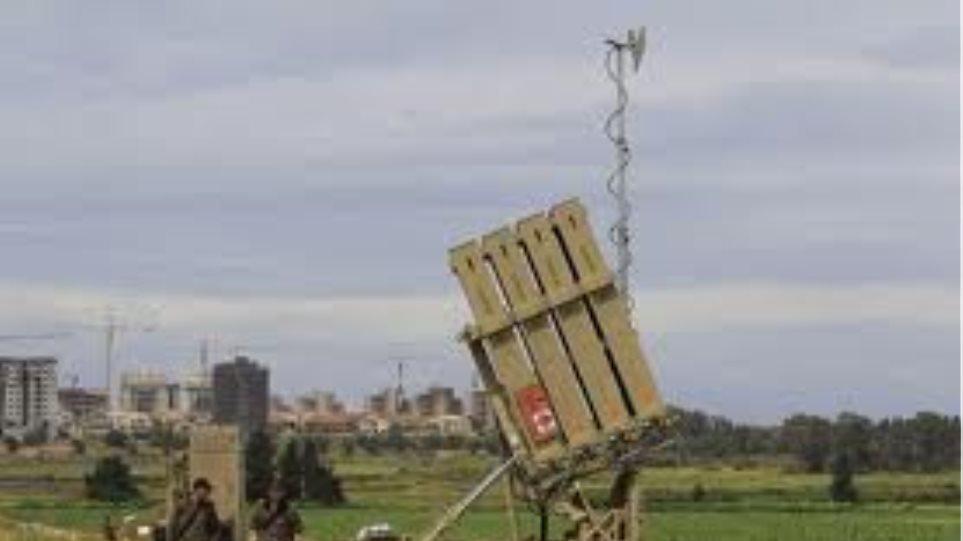 Ισραήλ: Σύστημα αναχαίτισης πυραύλων στα σύνορα με την Αίγυπτο