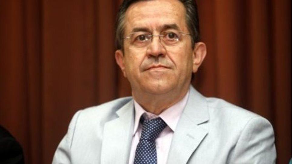Ν. Νικολόπουλος: «Δεν παραιτήθηκα για να φύγω αλλά για να μείνω»