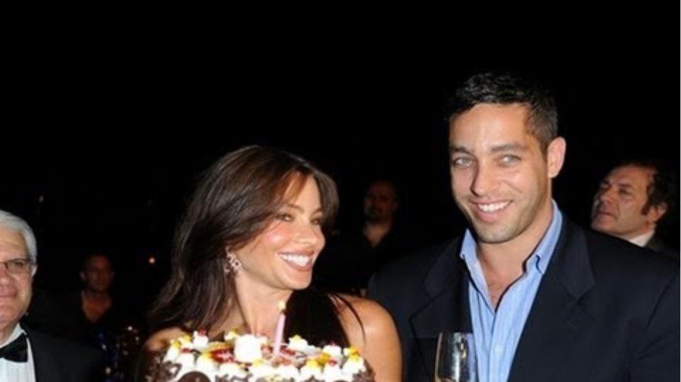 Τα γενέθλια της Sofia Vergara