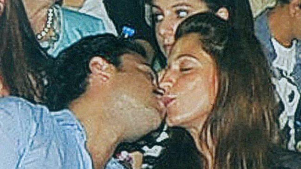 Παπουτσάκη-Πιλαφάς: Δημόσια φιλιά