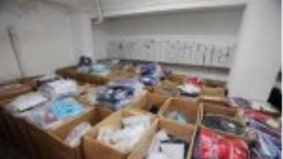 Επιχείρηση «σκούπα» για προϊόντα «μαϊμού» στο Ηράκλειο Κρήτης