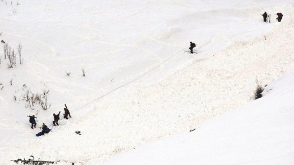 Εννέα νεκροί από χιονοστιβάδα στις Γαλλικές Αλπεις