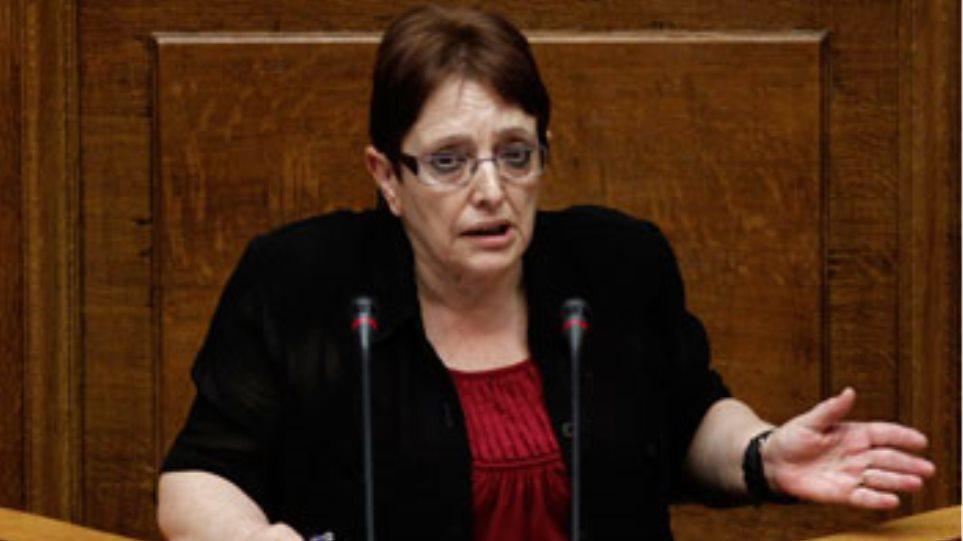 Πρόταση νόμου για κατάργηση του Μνημονίου από ΚΚΕ