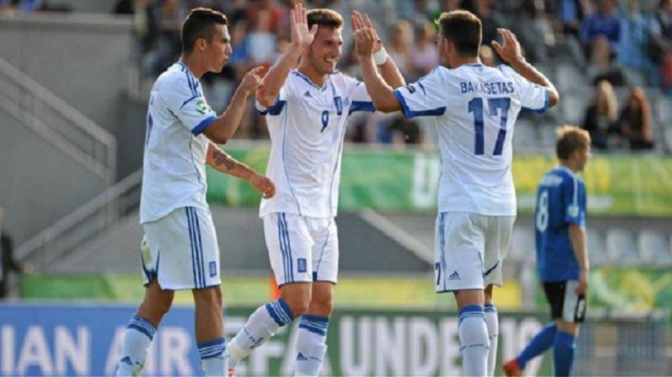 Η Ελλάδα στον τελικό με την Ισπανία