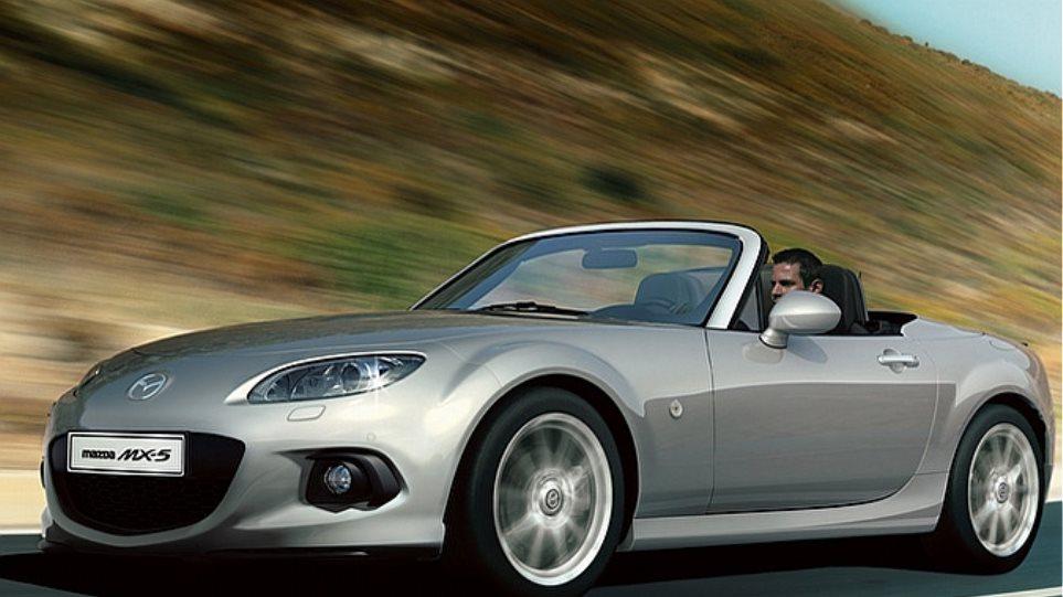 Ανανέωση για το Mazda MX-5
