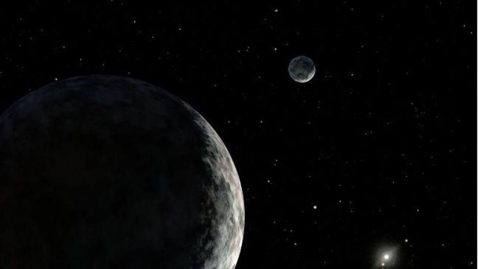 ΝΑSA: Ανακαλύφθηκε πέμπτος δορυφόρος του Πλούτωνα