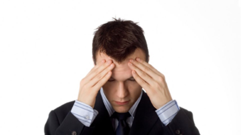 Το άγχος «τρώει» και τους Έλληνες επιχειρηματίες