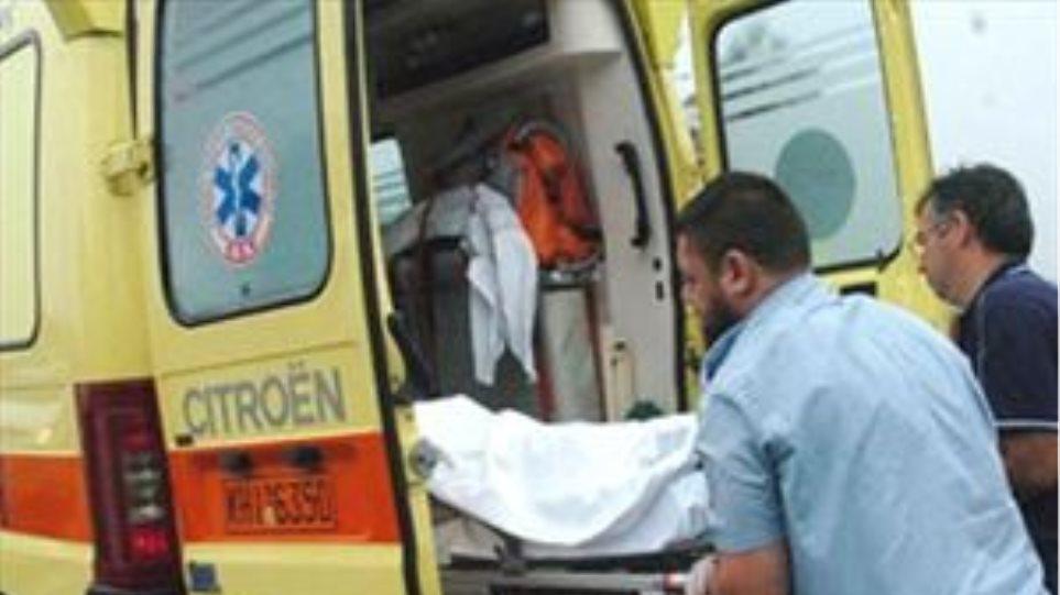 Κρήτη: Μετωπική σύγκρουση δύο οχημάτων με πέντε τραυματίες
