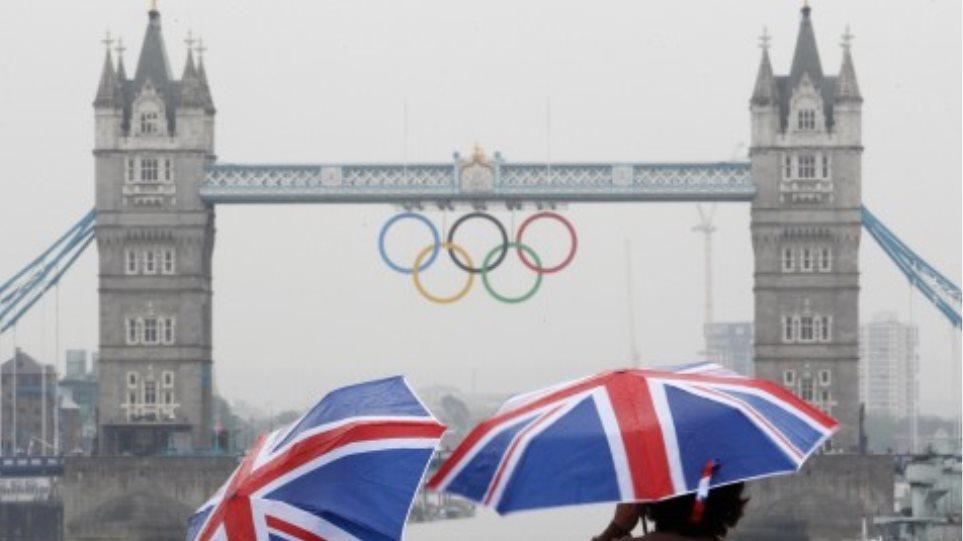 Και όμως... οι Ολυμπιακοί Αγώνες δε συγκινούν τους Βρετανούς