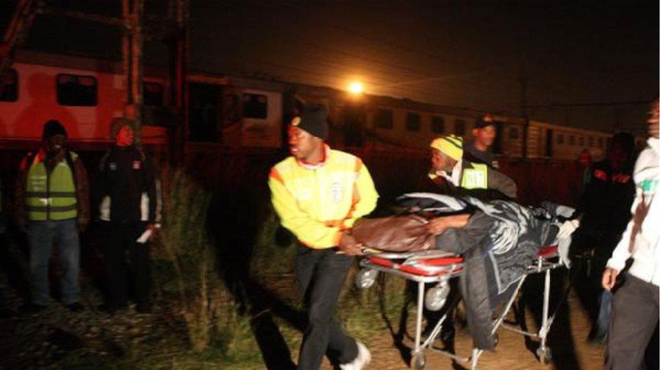 Θανατηφόρα σύγκρουση φορτηγού με τρένο στην Νότια Αφρική