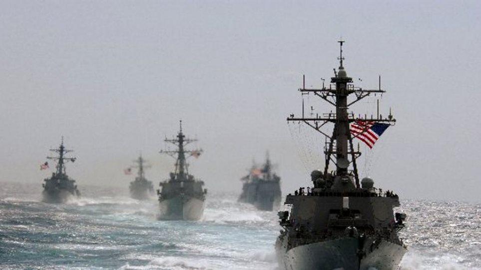 Οι ΗΠΑ ενισχύουν τη στρατιωτική τους δύναμη στον Κόλπο