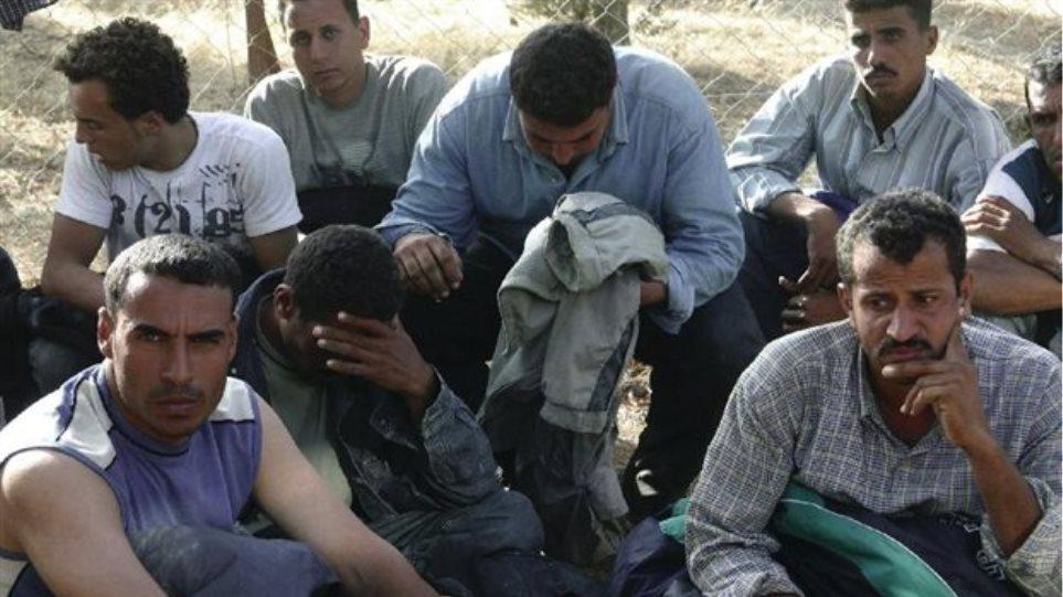 Απέλαση 60 παράνομων μεταναστών