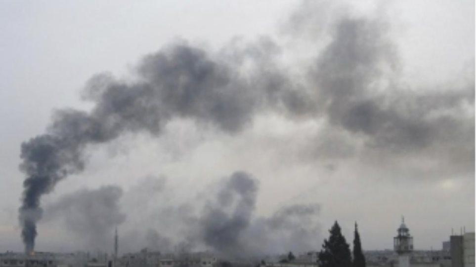 Συρία: Σφοδροί βομβαρδισμοί τη νύχτα έξω από το Χαλέπι