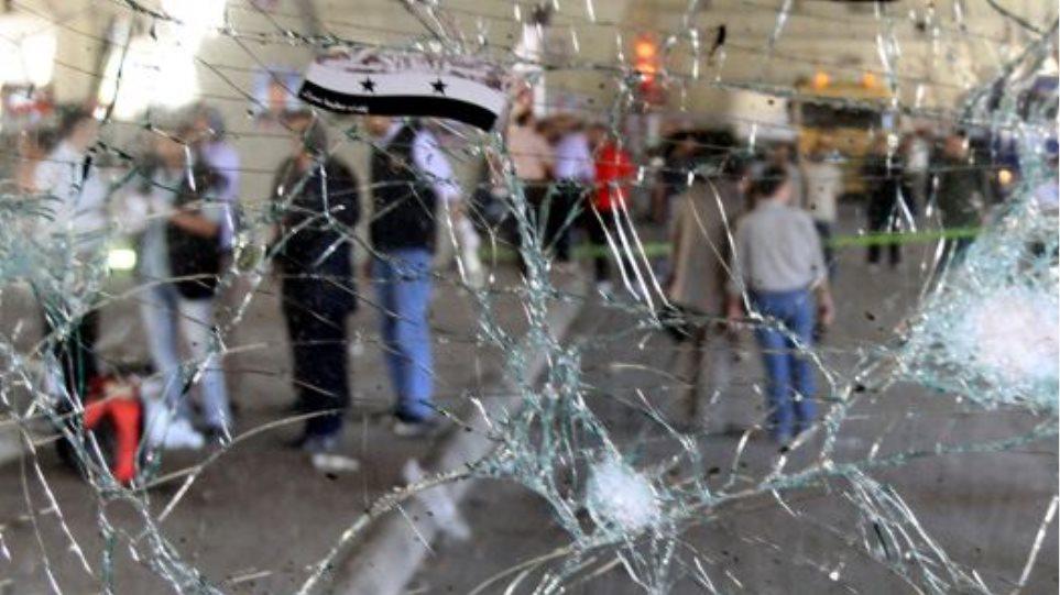 Σφοδρές συγκρούσεις στη Δαμασκό