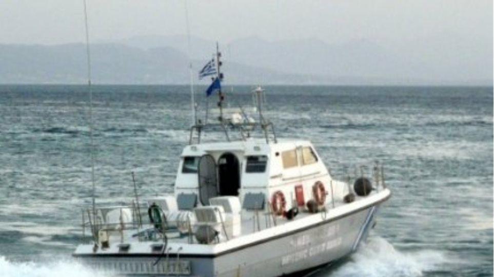 Aνταρσία σε σκάφος νότια της Γαύδου