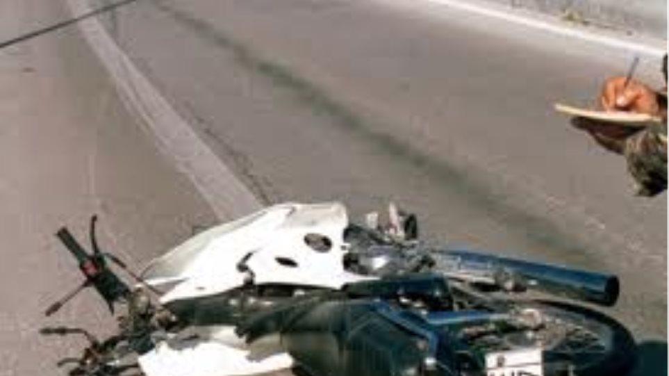 Τραγικός θάνατος για 20χρονο μοτοσικλετιστή στη Θεσσαλονίκη