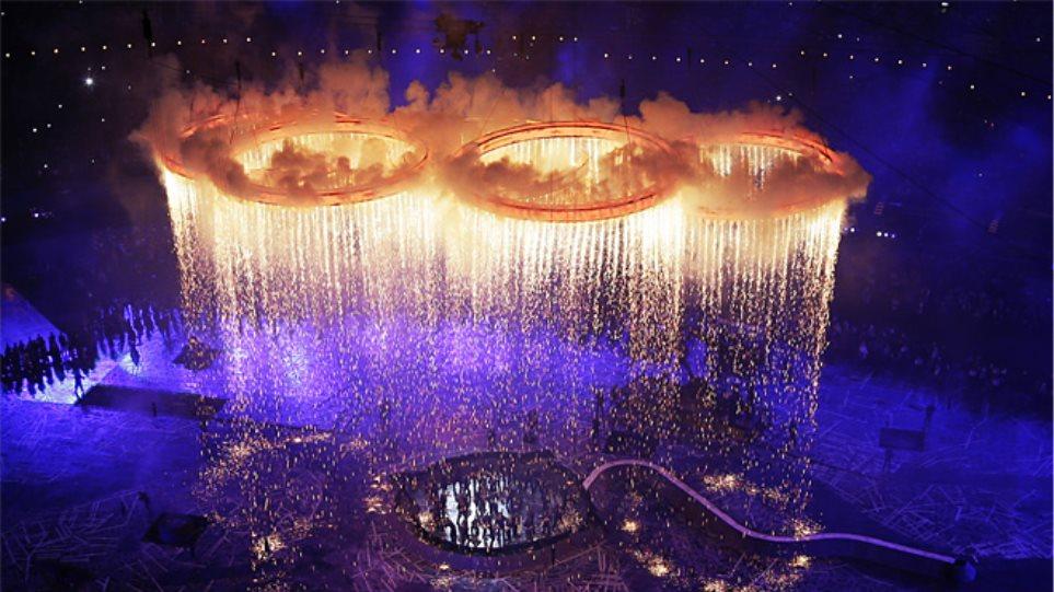 BBC: Ρεκόρ 14ετίας η τηλεθέαση της τελετής έναρξης των Αγώνων