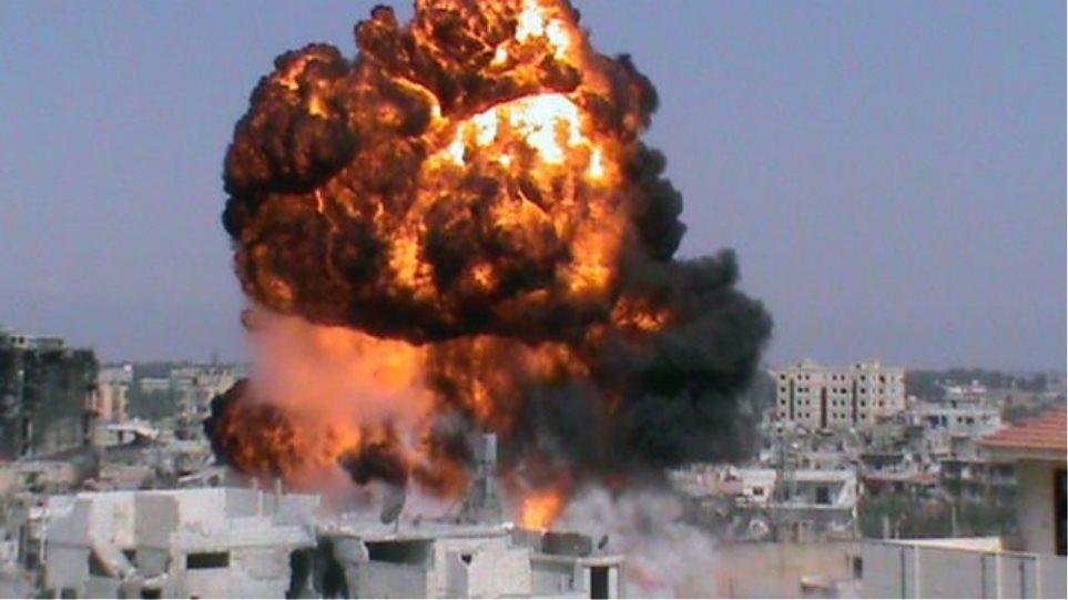 Η Μόσχα προειδοποιεί για «τραγωδία» στο Χαλέπι