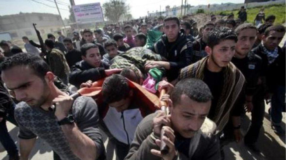 Νεκρός Παλαιστίνιος από πυρά Ισαηλινών