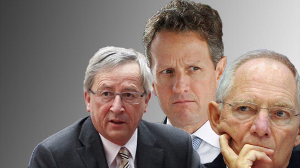 Σόιμπλε-Γκάιτνερ υπέρ των μεταρρυθμίσεων – Γιούνκερ κατά Βερολίνου