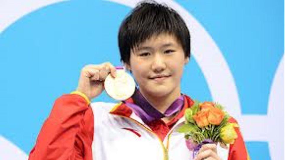 Το κορίτσι «σίφουνας» από την Κίνα