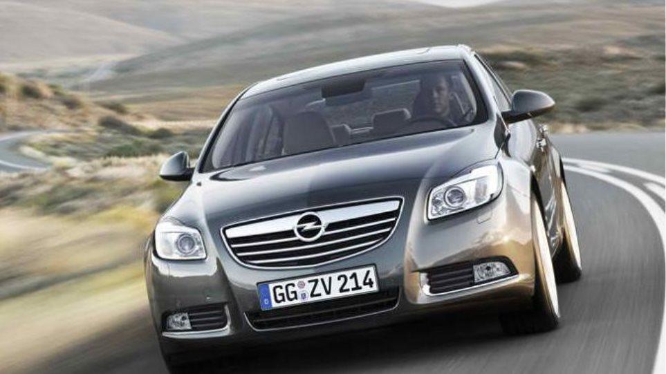 Πιο σπορτίφ το Opel Insignia