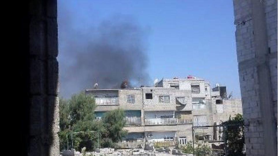 Μαίνονται οι σφοδρές συγκρούσεις στο Χαλέπι