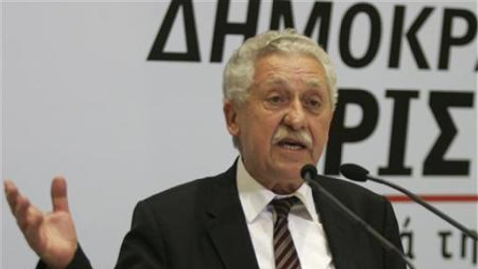 Σκληρή απάντηση της ΔΗΜΑΡ στις επικρίσεις του ΣΥΡΙΖΑ