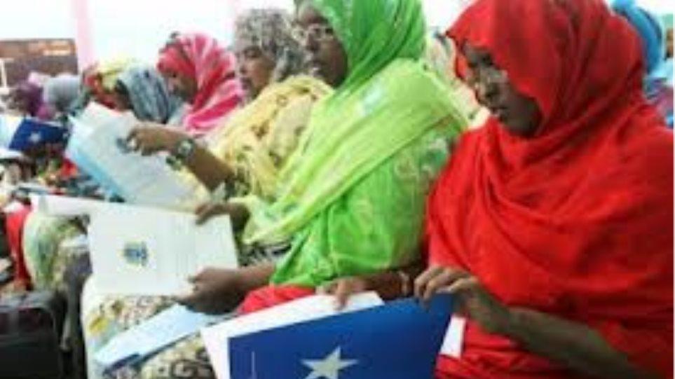 Οι Σομαλοί ηγέτες είπαν «ναι» σε νέο Σύνταγμα