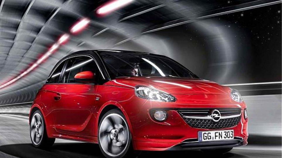Πότε θα έρθει στην Ελλάδα το μικρό Opel Adam