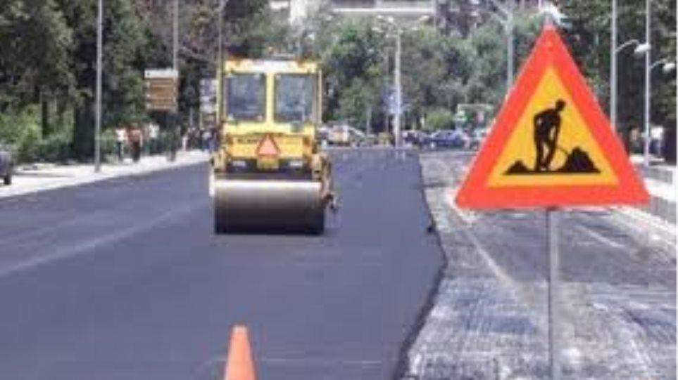 Κυκλοφοριακές ρυθμίσεις στην Θεσσαλονίκη λόγω ασφαλτόστρωσης