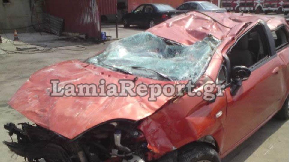 Νεκρός 20χρονος σε τροχαίο στη Λαμία
