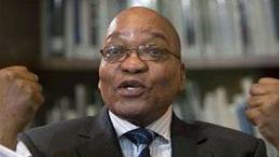 Νότια Αφρική: Εβδομάδα εθνικού πένθους κήρυξε ο πρόεδρος Ζούμα
