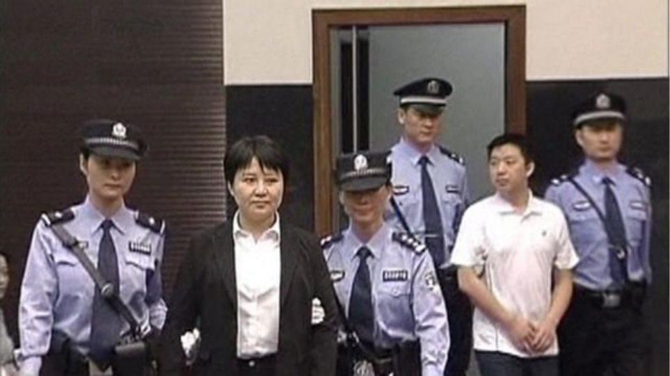 Καταδικάστηκαν οι αξιωματικοί της αστυνομίας που προστάτευσαν την Γ. Καϊλάι