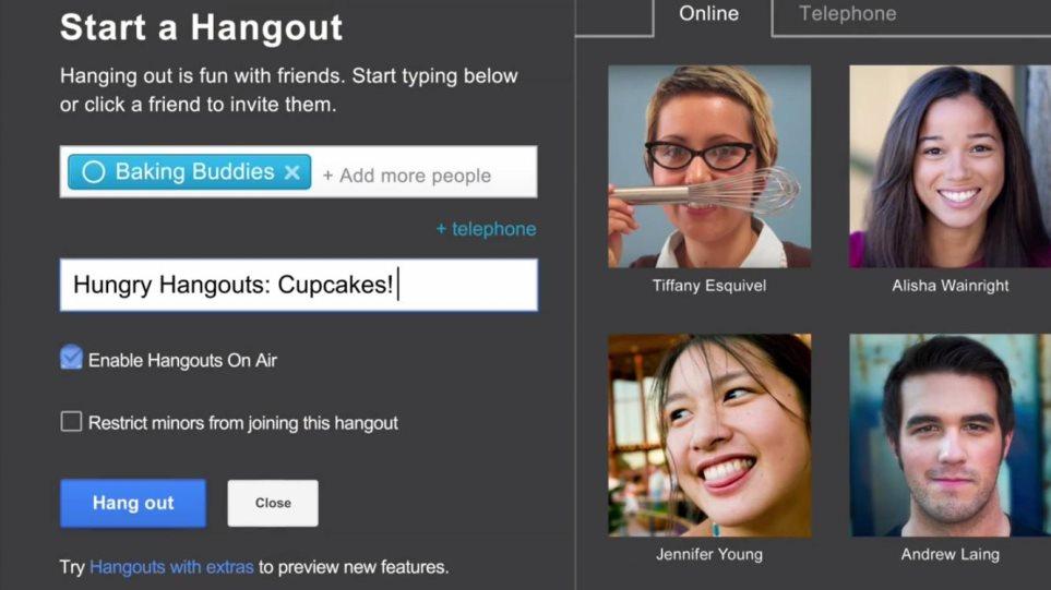 Eφαρμογή της Google επιτρέπει τις συζητήσεις πρόσωπο με πρόσωπο