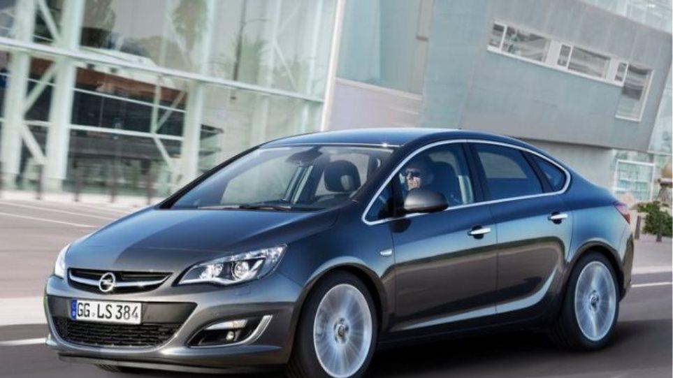 Η Opel για πρώτη φορά στην Μόσχα
