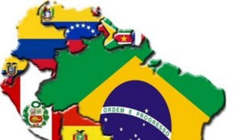 Η Νότια Αμερική στηρίζει την κυβέρνηση του Ισημερινού