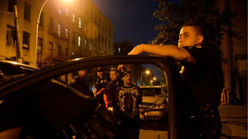 Νέα Υόρκη: Η αστυνομία κάνει διακρίσεις σε βάρος των αφροαμερικανών