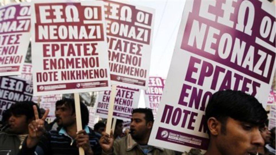 Συλλαλητήριο διαμαρτυρίας για την ρατσιστική βία την Παρασκευή