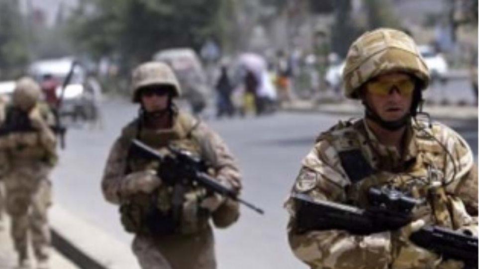 Στόχος και ο αρχηγός των ενόπλων δυνάμεων των ΗΠΑ